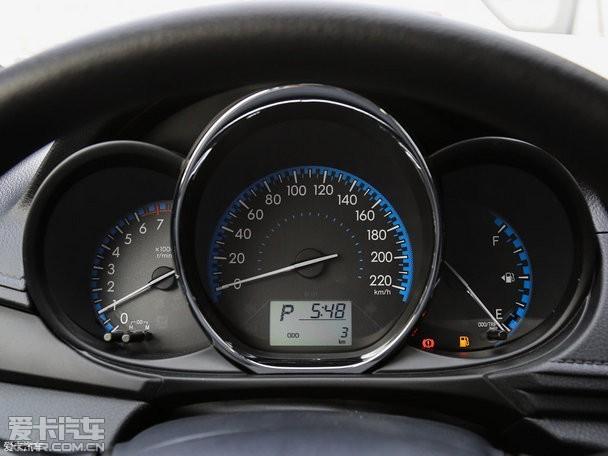 丰田威驰FS重庆现已到店 开始接受预定高清图片