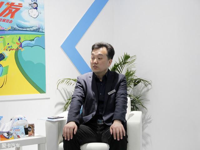 华晨汽车集团控股有限公司整车事业部销售公司副总经理穆天宇