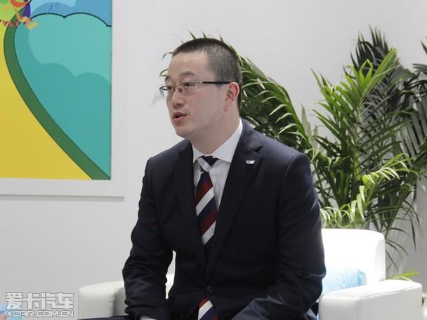 安吉名世凯迪拉克伍贤佳专访