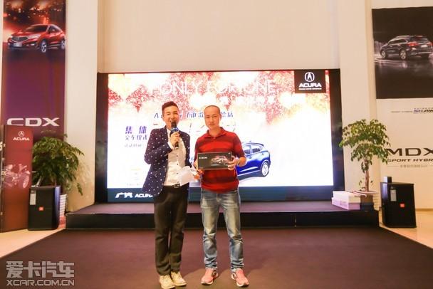 2017年7月15日,在CDX周年庆即将到来之际,Acura时利和广东顺德店以喜庆、温馨的交车仪式为CDX周年庆送上一份早到的贺礼。时光回拨到2016年7月29日,讴歌全新入门级车型CDX隆重上市。