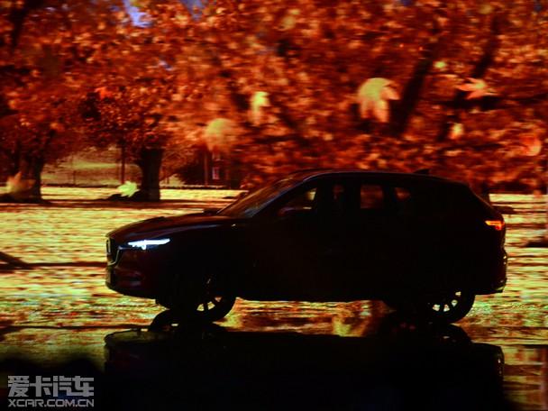 第二代Mazda CX-5正式上市