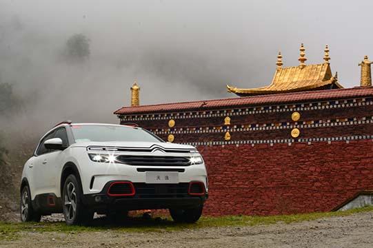 东风雪铁龙西藏自驾游记
