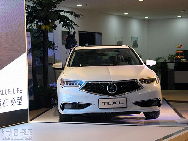 广汽Acura ALL NEW TLX-L南京正式上市