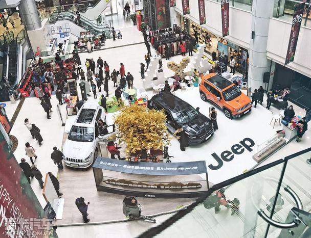 全新Jeep指南者四驱版