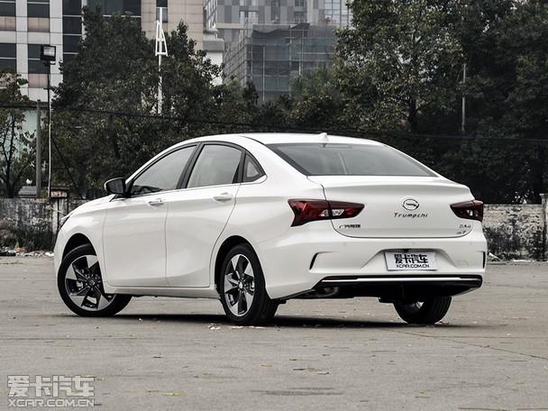 广汽传祺GA4新车到店