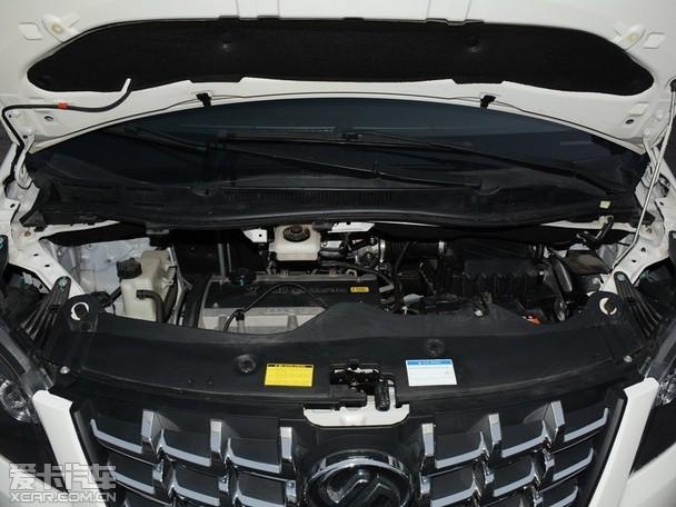 北汽瑞丽道达V8新车到店