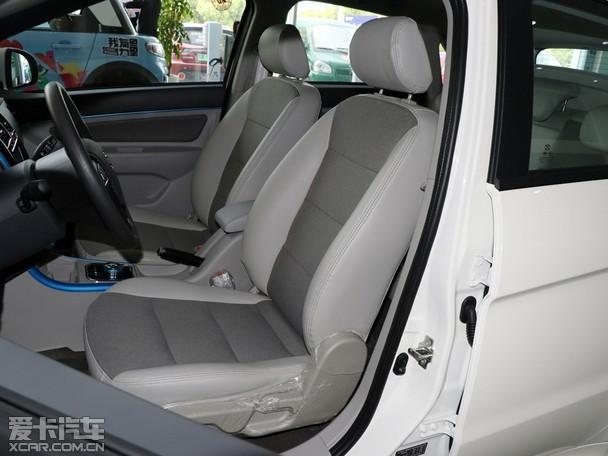 续航里程达300km 北汽EV300南京有现车