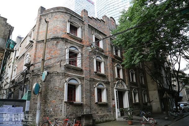 与知豆D2S一起探寻古城长沙十大老建筑