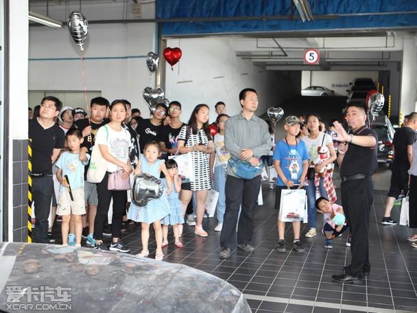 奥之旅奥迪4S店举办国企开放日奥之旅奥迪4S店举办国企开放日