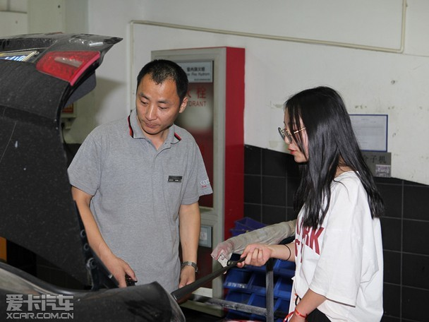 奥之旅奥迪4S店举办国企开放日