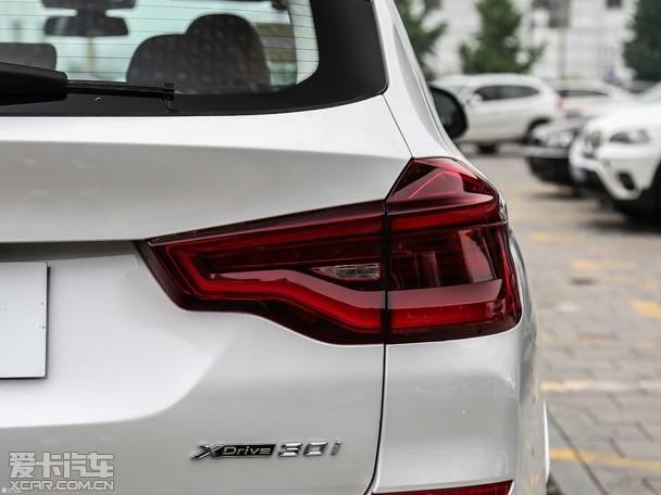 国产宝马X3南京展车到店 新车接受预订