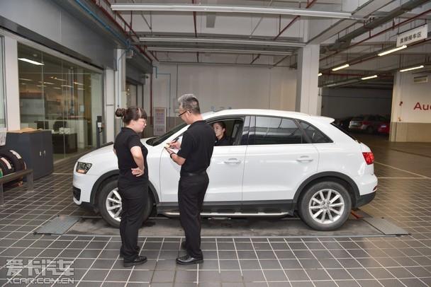 爱卡汽车专访永达奥诚奥迪售后总监林聪