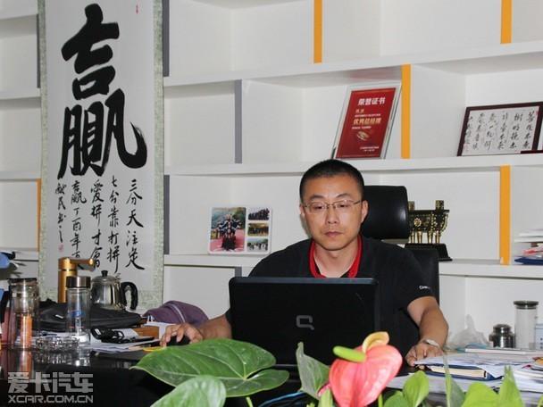 美通雪佛兰陈波专访
