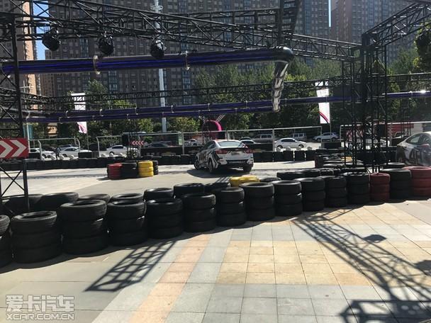 雪佛兰直通NASCAR 2018极速之城挑战赛