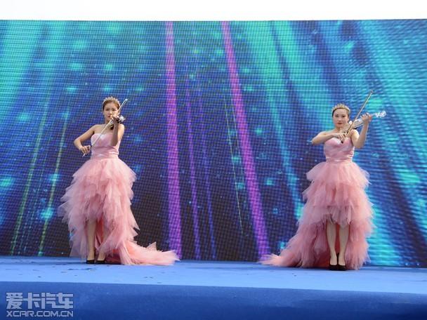 欧拉河南首家4S店郑州源通店盛大开业