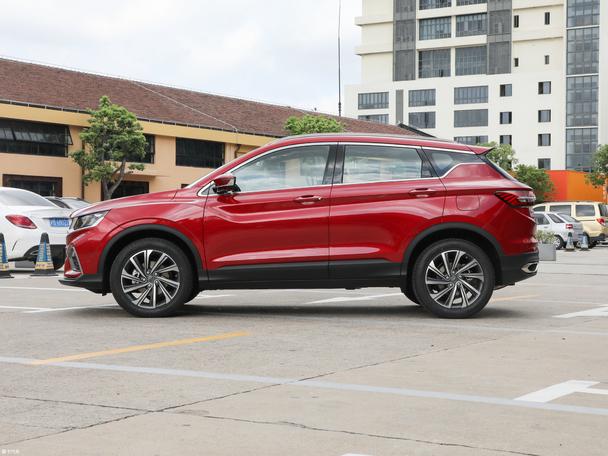 小型SUV新生代 吉利缤越南京新车可预订