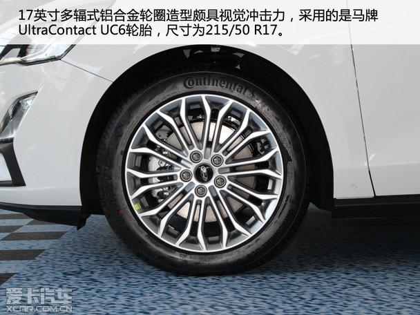 2019款福克斯三厢