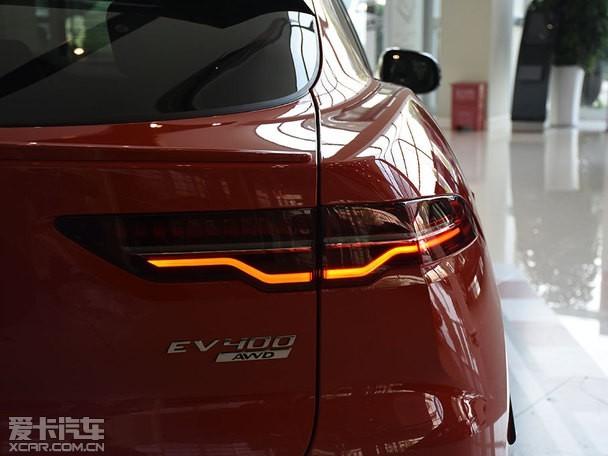 纯电动豪华中型SUV 捷豹I-PACE南京有车