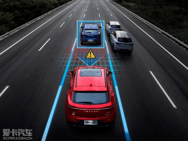 先体验后购买 智能轿跑SUV风光ix5上市