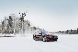 冬天是什么颜色?玛莎拉蒂Levante带你寻找答案