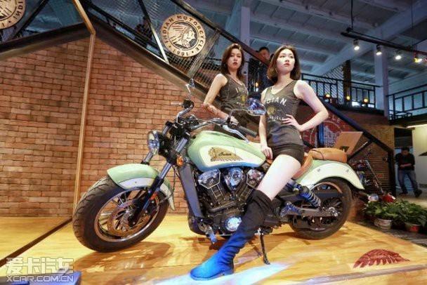 印第装置摩托车新品颁布匹