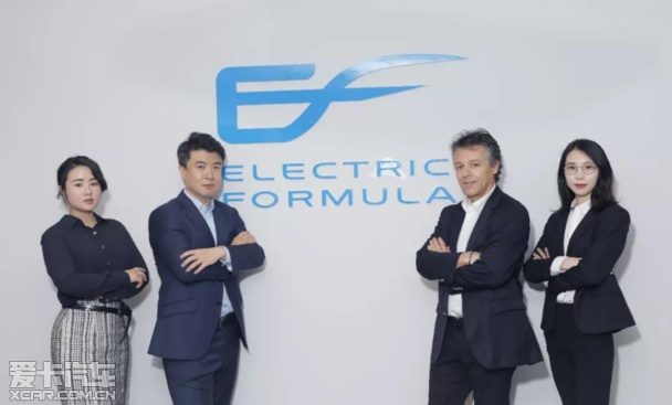 Electric Formula纯电动卡丁车