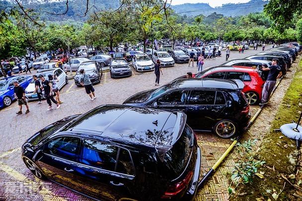 一汽-大众中国版沃尔特湖车迷大会诞生