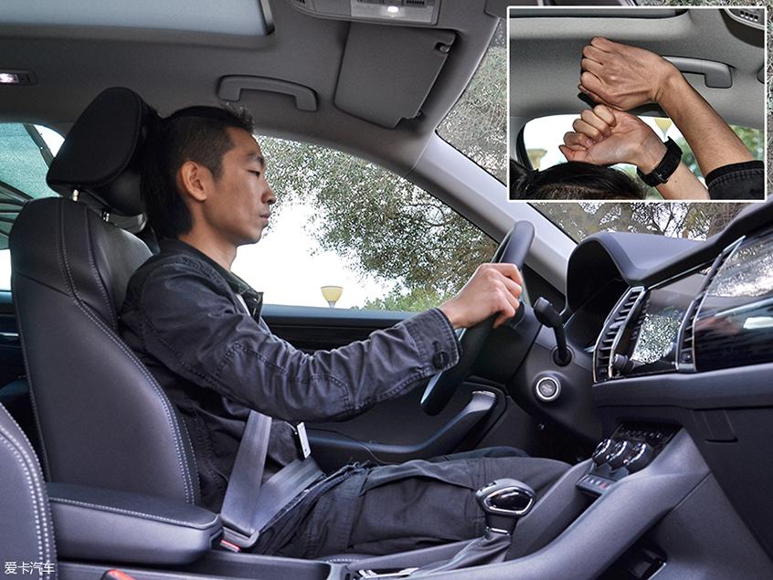 除了汉兰达 30万内7座SUV还有这些可选:柯迪亚克乘坐空间演示