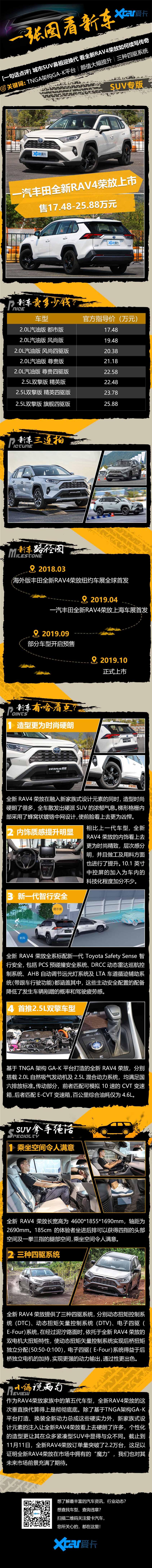 全新RAV4荣放