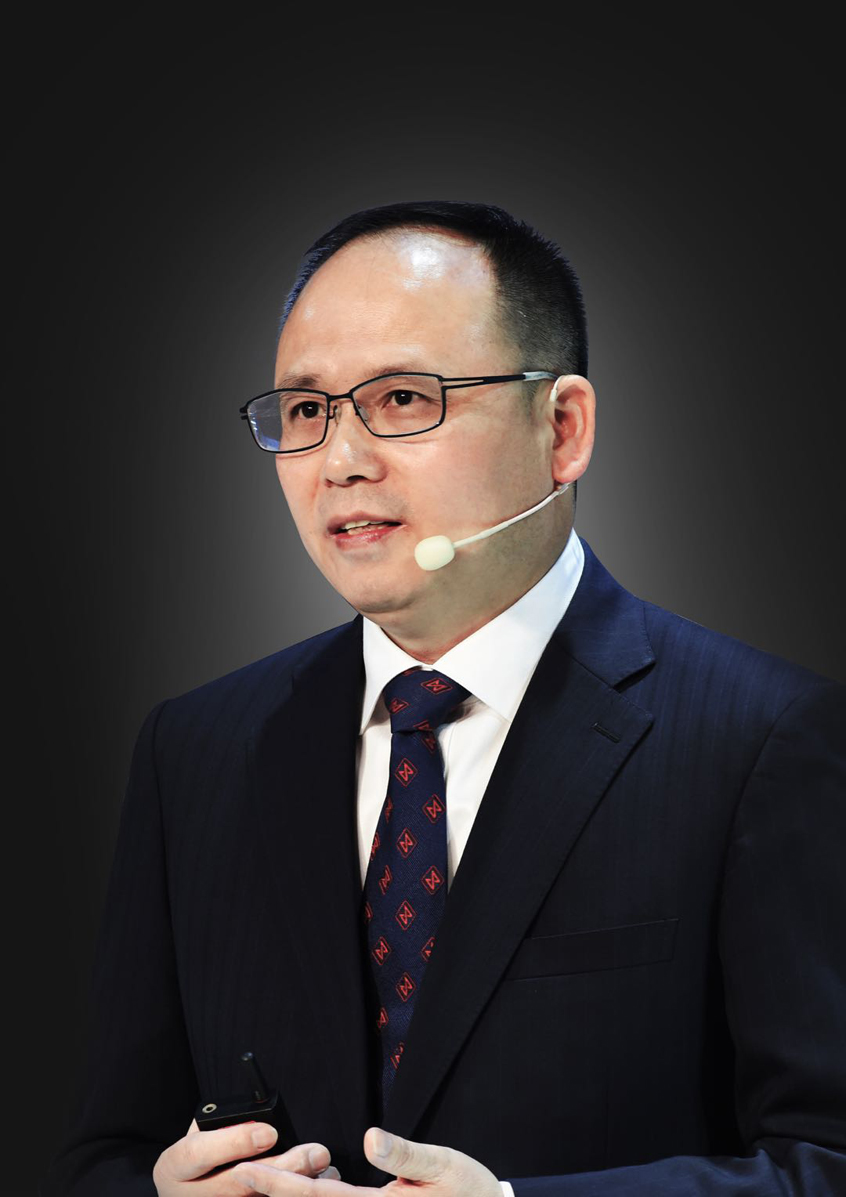 江铃汽车股份有限公司执行副总裁金文辉先生