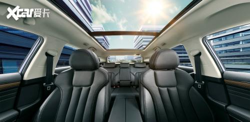 大空间智能SUV福特领界S开启预售