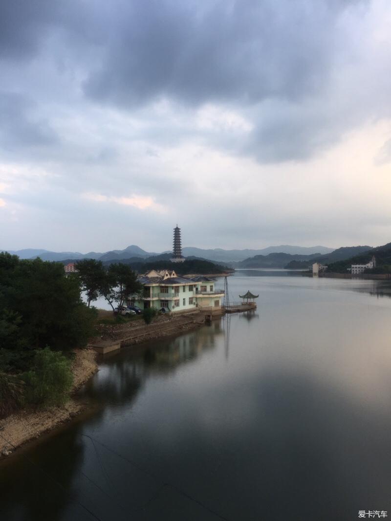 道观河风景区