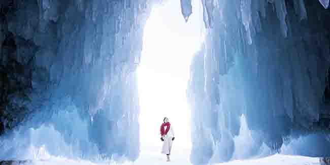 去贝加尔湖 感受蓝冰的诱惑