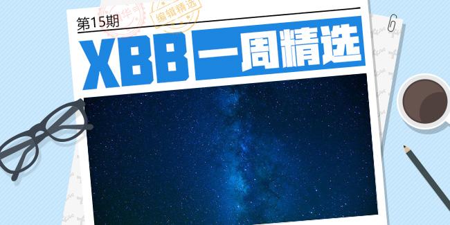 XBB一周精选 第15期