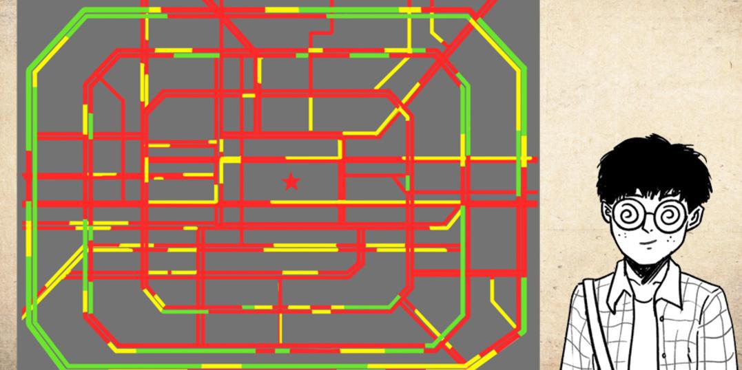 为什么一遇红灯就一路红灯?教你如何一路绿灯!