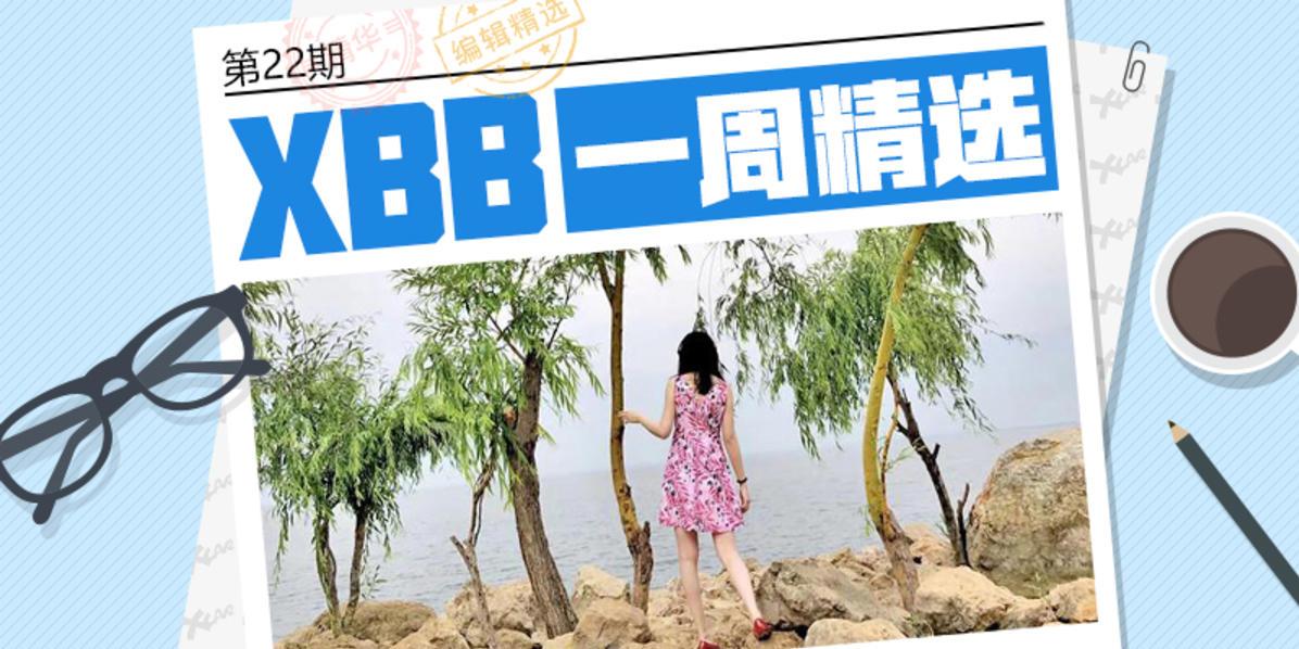 #XBB一周精选# 第22期