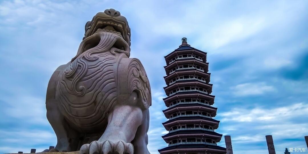 #XBB专享#华夏东极塔,醒狮震九州——再见!祖国最东极!