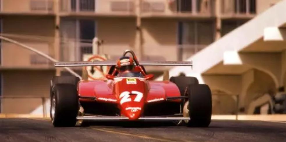 吉尔斯•维伦纽夫丨F1中伟大的追风青年