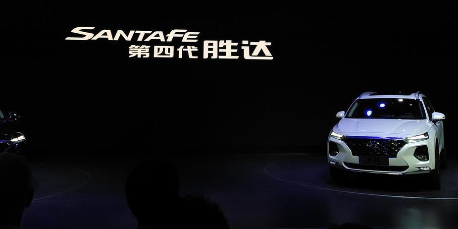 产品年的北京现代为何仍需要新胜达
