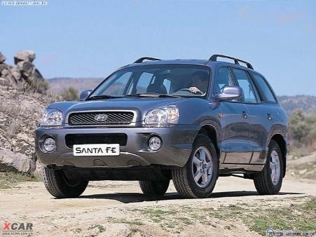华泰现代SUV圣达菲 特拉卡最高下调2.6万高清图片