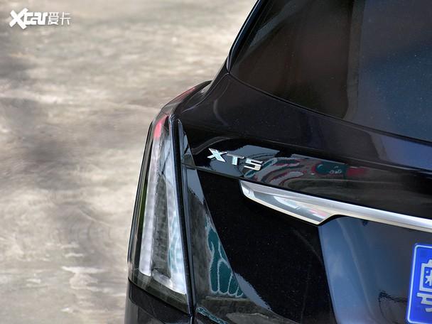 试驾2021款凯迪拉克XT5