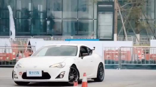 爱卡汽车XMEETING车迷大会超酷炫的漂移表演