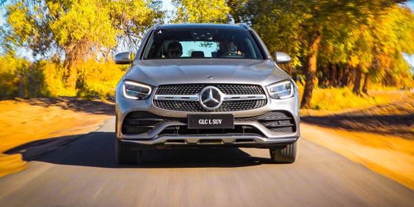 试驾新款奔驰GLC 300L 持续保持新鲜感