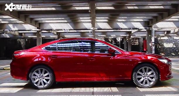 趣味说车 新款阿特兹的魂动红能再次打动你吗?