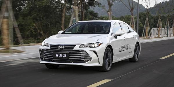试驾亚洲龙2.0L 换装新动力性价比升级