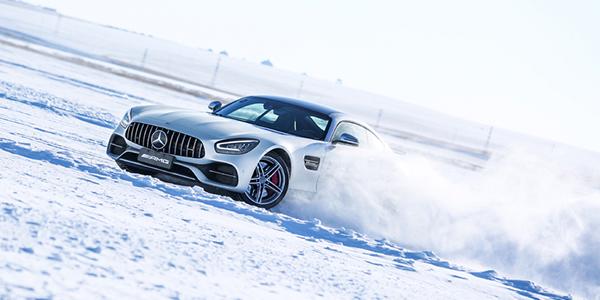 -30℃与冰雪共舞 试驾腾势X & 奔驰全系