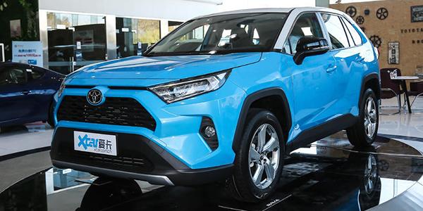 威兰达对比RAV4 丰田爆款SUV选购指南