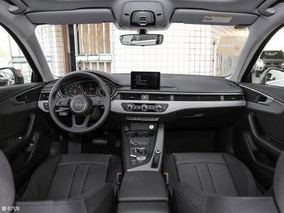 奥迪A4L 2020款 40 TFSI 豪华动感型