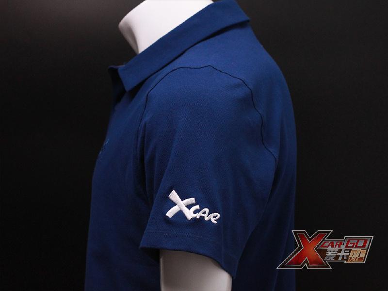 XCAR爱卡汽车 LOGO 定制版 T恤