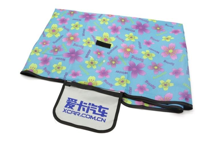爱卡定制户外野餐垫+魔术头巾